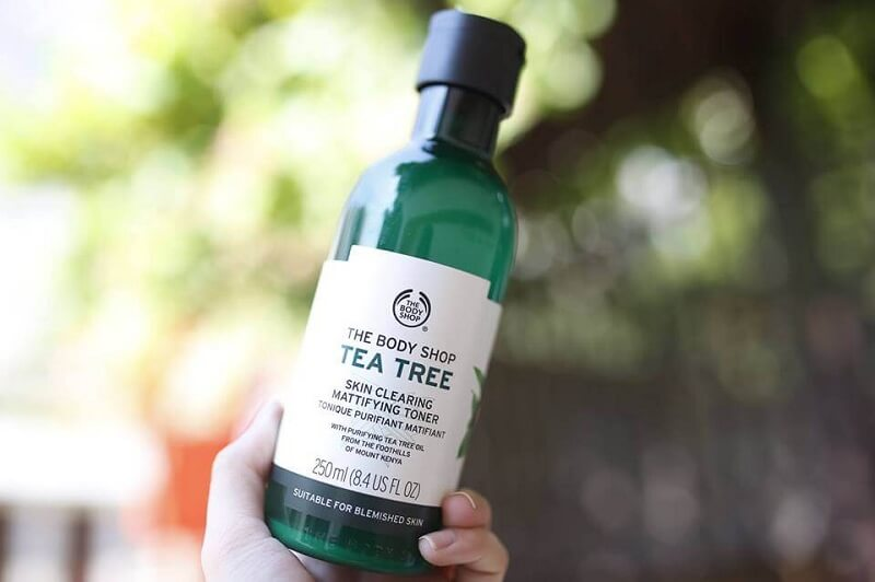 The Body Shop Tea Tree Skin Clearing Mattifying