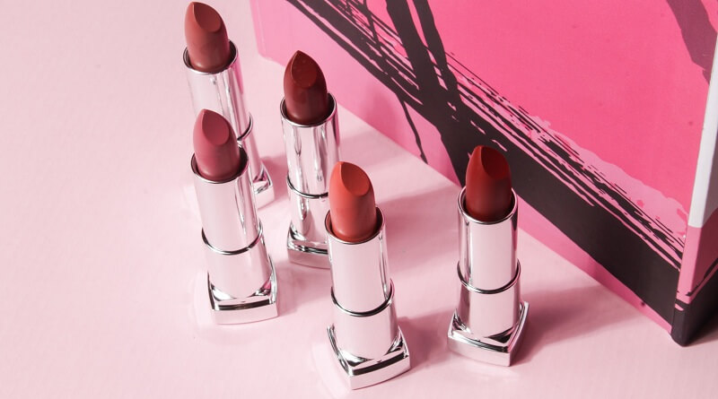 giá son Maybelline Color Sensational Creamy Matte Lipsticks