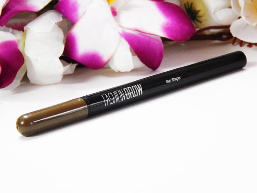 Chì kẻ mày Maybelline Fashion Brow Duo Shaper