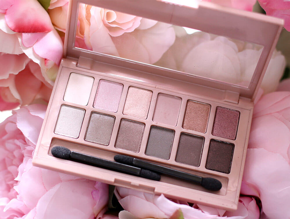 Phấn mắt Maybelline The Blushed Nude